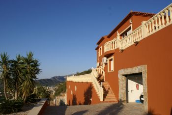 Privatvilla in Pedreguer bei Denia