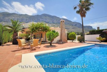 private Finca Denia Costa Blanca