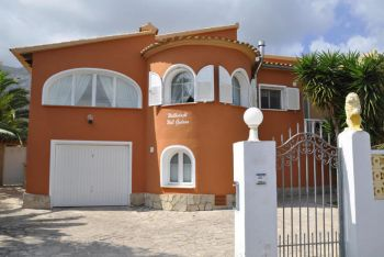 private Villa in Denia