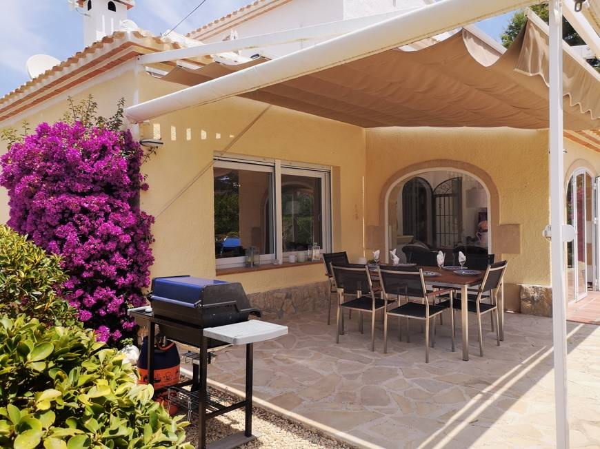 private Villa in Javea zur Alleinnutzung